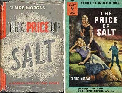 El precio de la sal