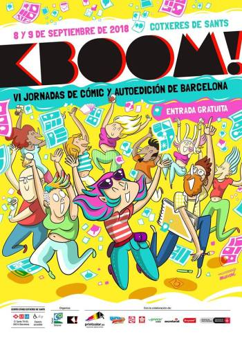 Cartel Kboom 2018